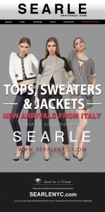 Searle - New Arrivals Blast